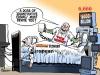 L' Edito du Lundi 7 Aout 2012 : Hausse des bourses, le crime de la monètisation se profile à l'horizon par Bruno Bertez