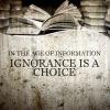 ignoranceisachoice