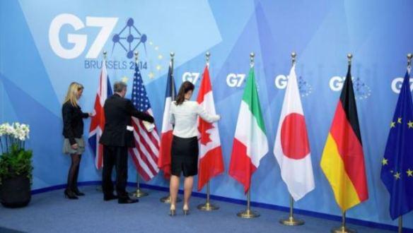 Economie le G7 surclassé par sept pays émergents