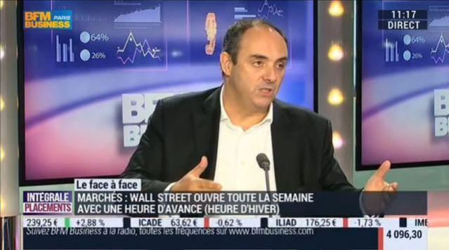 Olivier Delamarche VS Franck Nicolas le quantitative easing