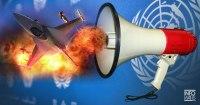 un-megaphone-war