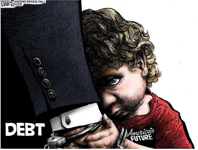 États-Unis : Voilà pourquoi il n'y aura pas de boom économique !