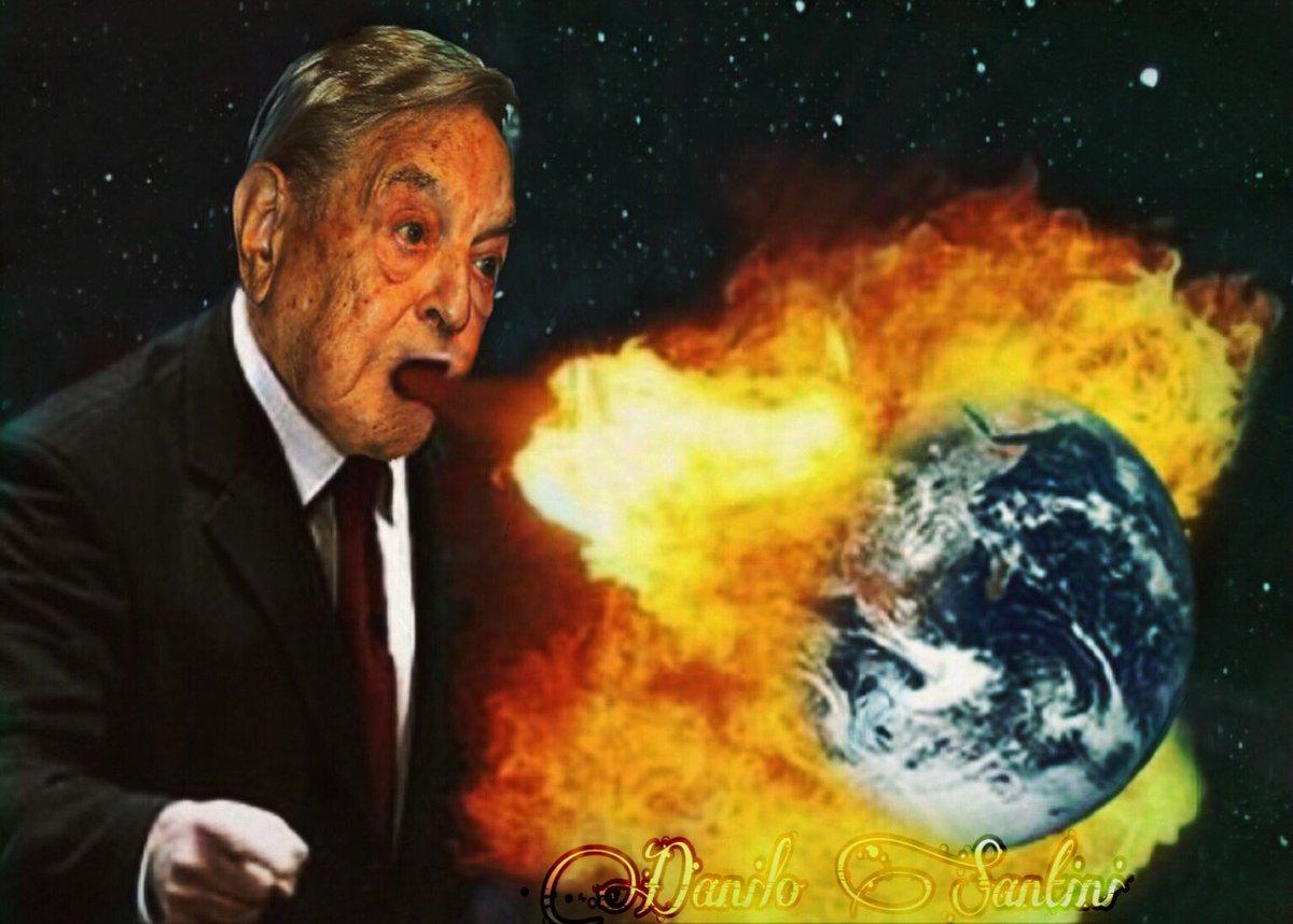Soros et Bill Gates  criminels  illuminatis et créateur du virus Ebola...Vaccins Mortels ! Ds8rnsdxcaa5y7z